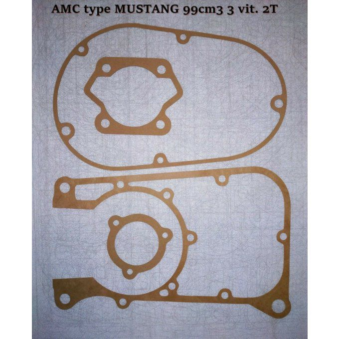 AMC type MUSTANG - 99 cc - 3 vitesses - 2 temps